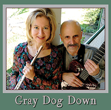 Gray Dog Down Album Cover