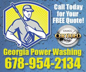 Georgia Power Washing