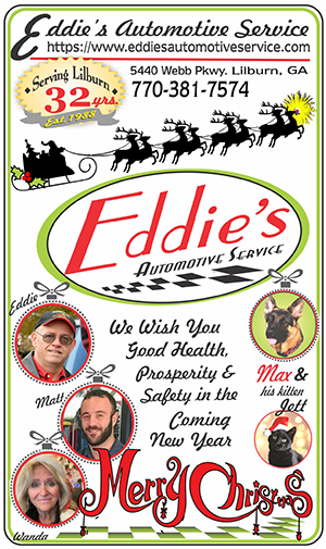 Eddie's Automotive Service Dec2020