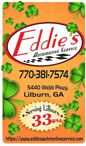 Eddie's Automotive Service 0321RR